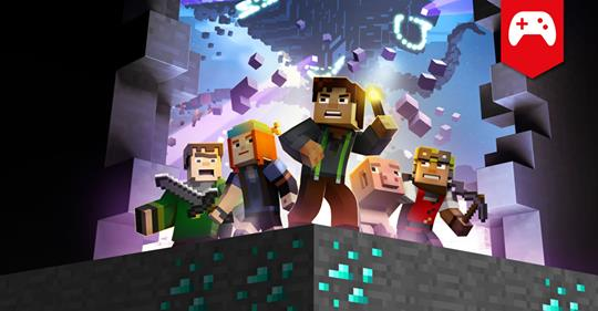 Netflix | Game-Video | Minecraft Story Mode