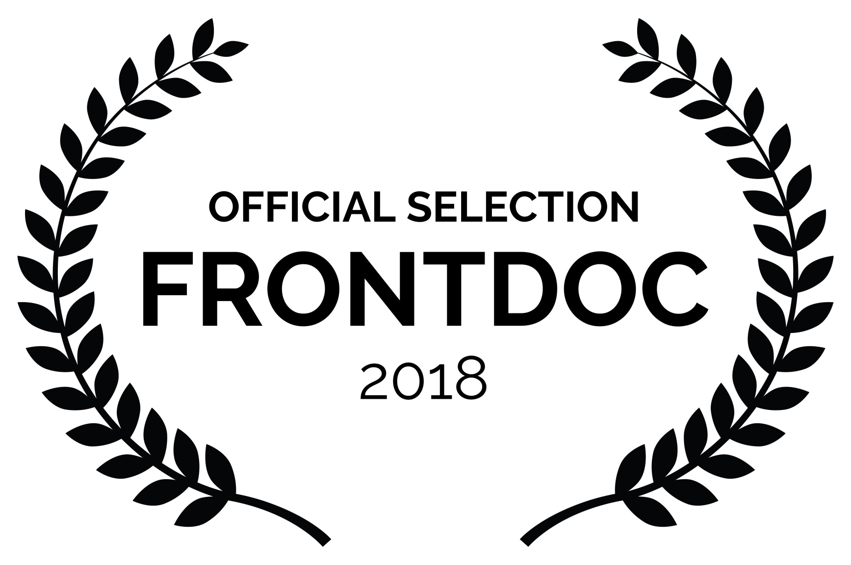 Official Selection | FRONTDOC 2018