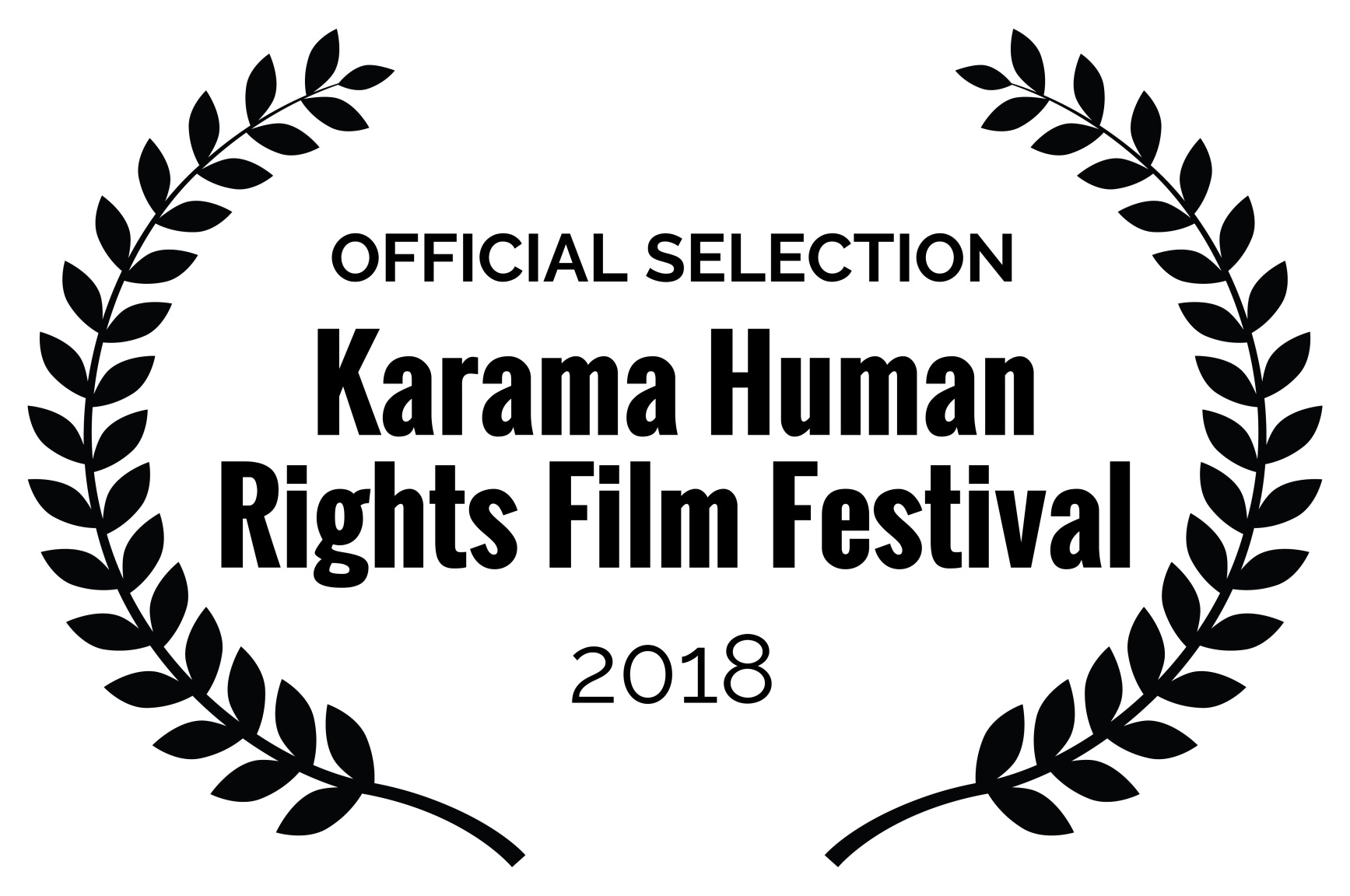 Official Selection | Karama Human Rights Film Festival 2018