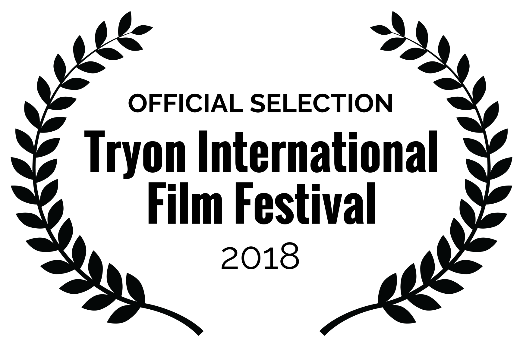 Official Selection | TRYON International Film Festival 2018