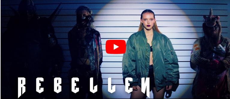 Musikvideo | Lina Larissa Strahl | Rebellen