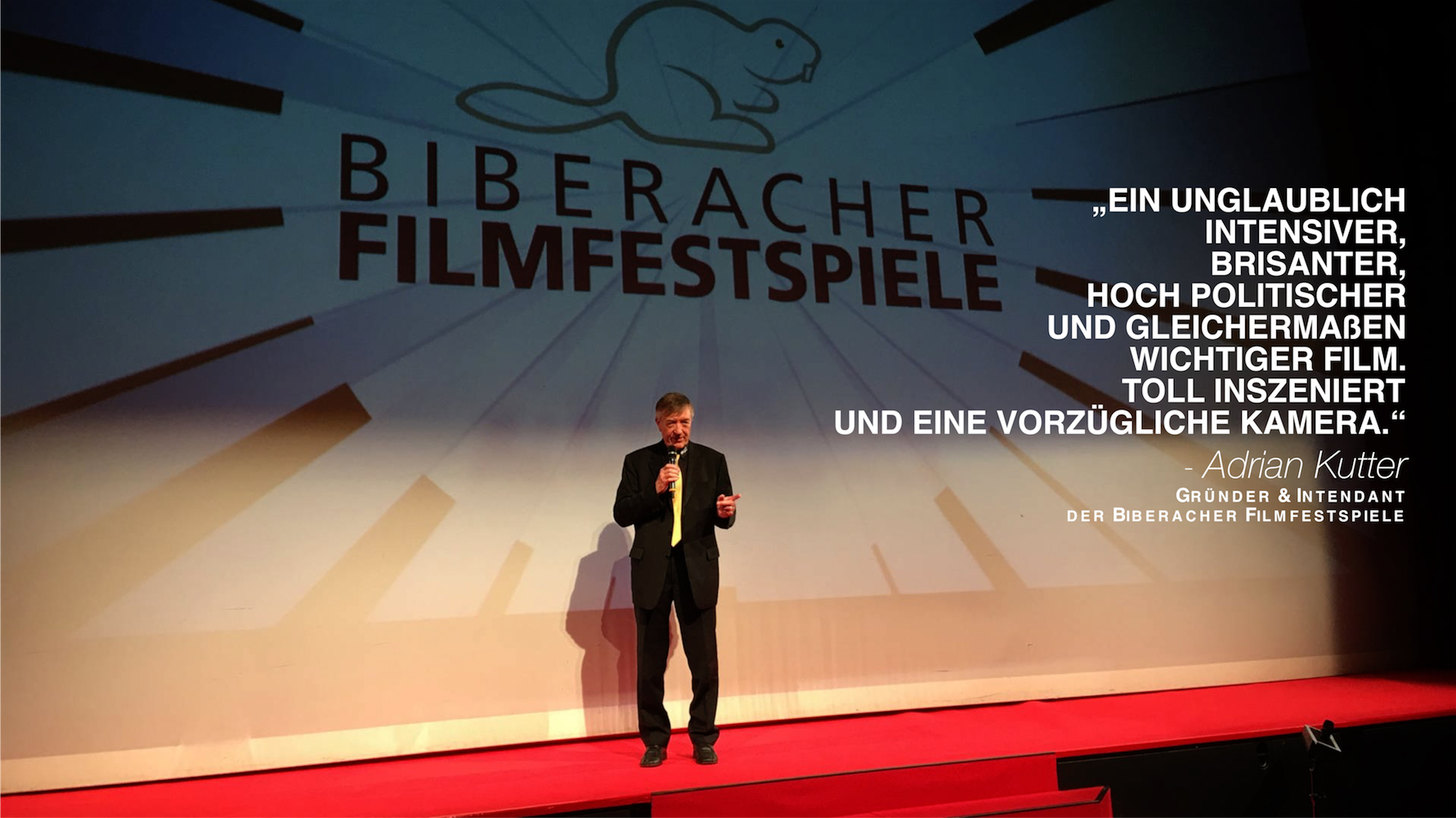 Official Selection | 40. Biberacher Filmfestspiele