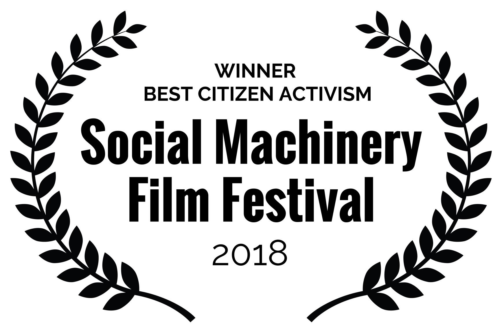Auszeichnung | Best Citizen Activism Award