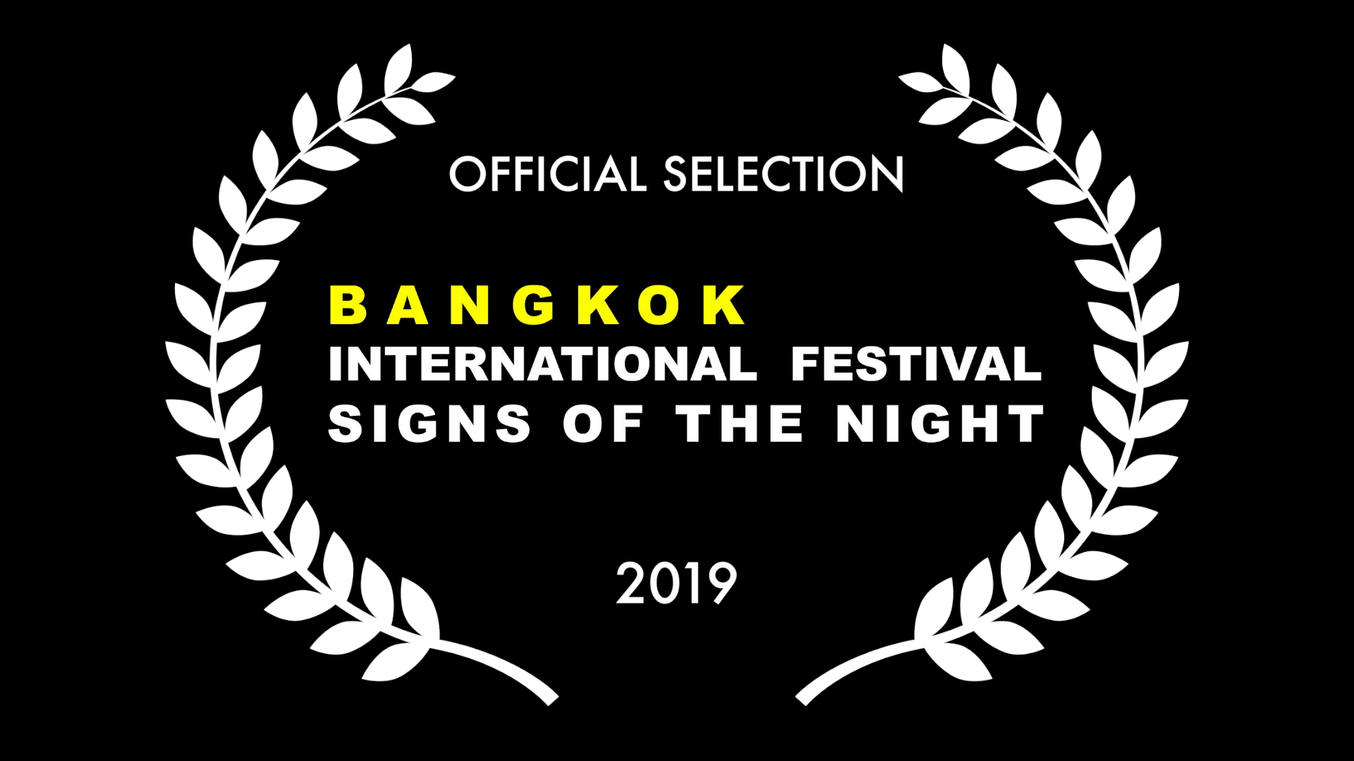 Official Selection | International Festival - Signes de Nuit 2019 | Goethe Institut