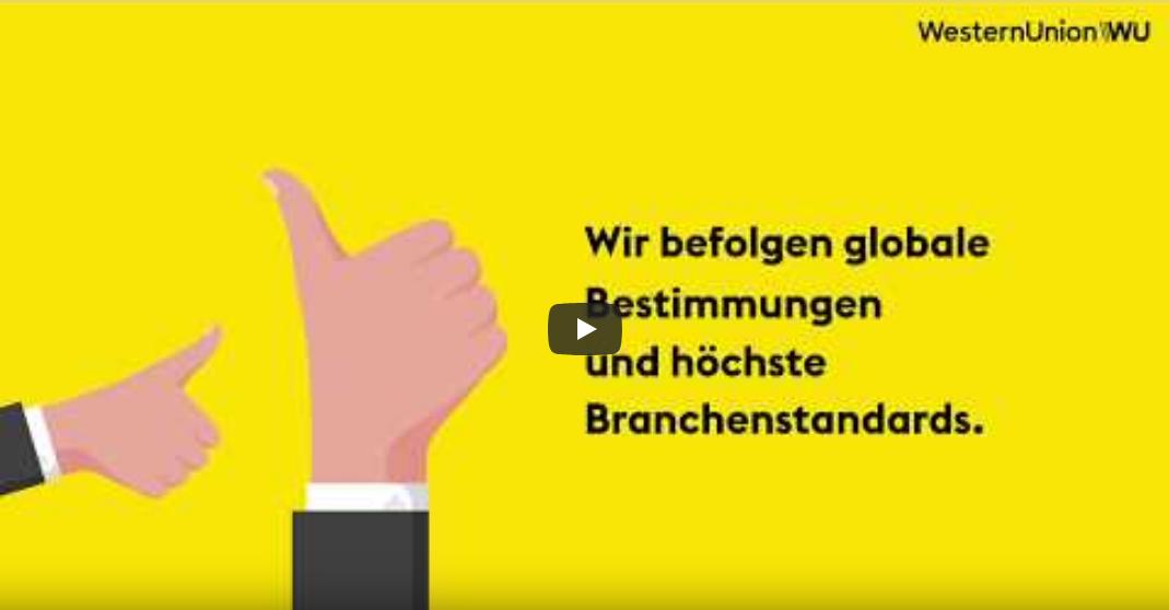 Erklärfilm | Western Union
