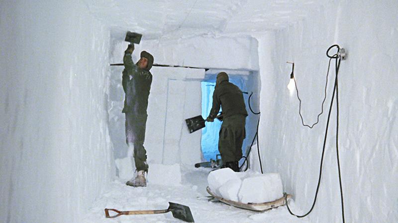Dokumentation | Die Stadt unter dem Eis