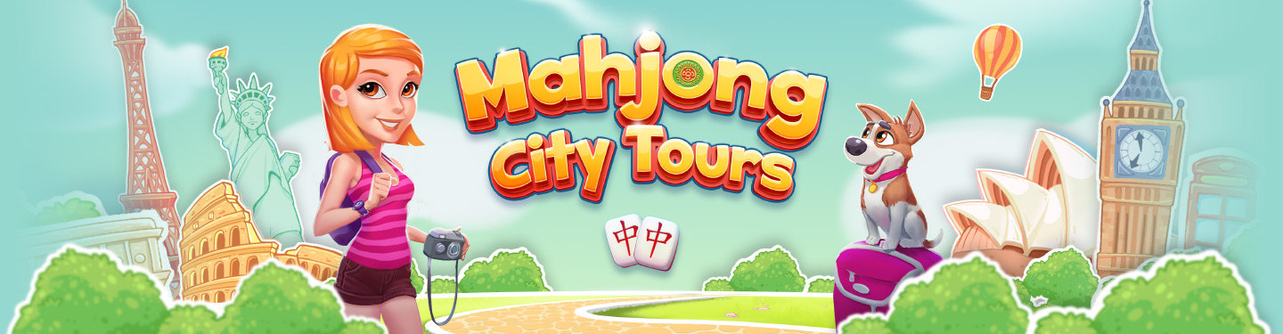 TV Commercial | Mahjong City Tours