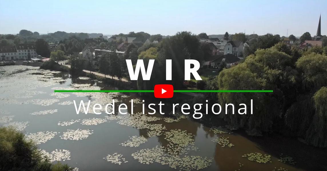 Imagefilm | WIR - Wedel ist regional!