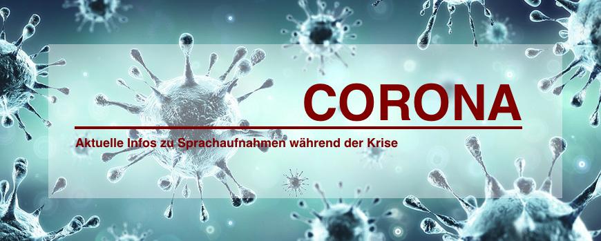 CORONA | voice recordings