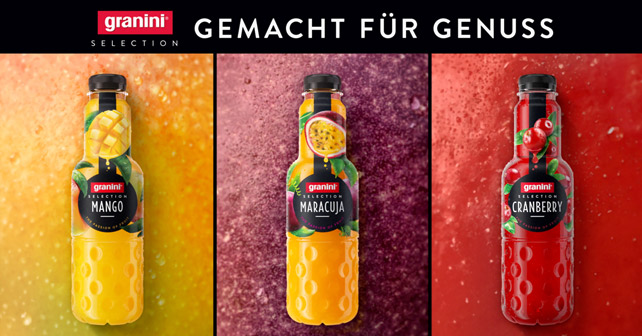 Werbespot | Granini Selection