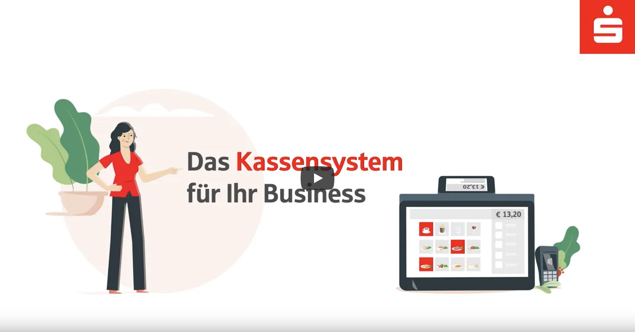 Erklärfilm | Sparkasse Kassensystem