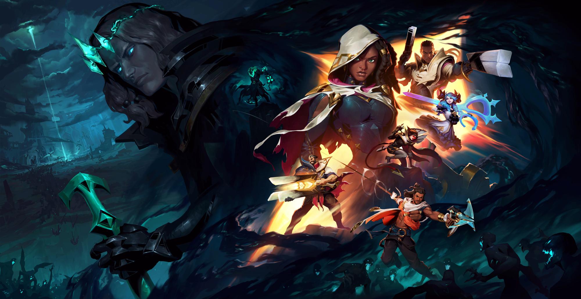 Game Animatic | League of Legends | Wächter des Lichts