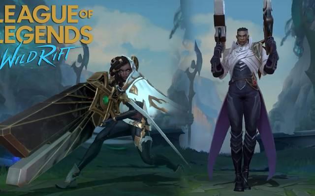 Game | League of Legends | Wild Rift