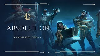 Animatic | League of Legends